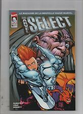 Marvel Select n°18 - Marvel France août 1999 - état neuf