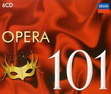 Opera 101 - 6 DISC SET - Opera 101 (2016, CD NEUF)