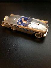 1988 Matchbox  1957 Thunderbird Silver