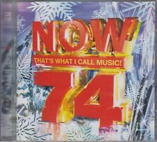 Now That's What I Call Music 74 2-CD Set Lady GaGa, Beyonce, Jay Z