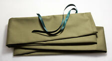 GREEN LONGBOW BOW BAG with ribbon tie, ideal for your English Longbow