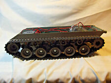 Heng Long Walker Bulldog Lower Hull with Metal Gearboxes