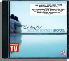 The Best of Blue Eyed Soul - New 2006 Time/Life 18 Hit Song CD! Rod Stewart!