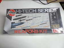 Airfix 0541 - Hi tech series - Raf Nato weapons  kit 1/72