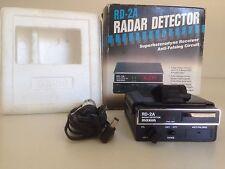Maxon RD-2A Radar Detector Anti-falsing Curcuit In Box