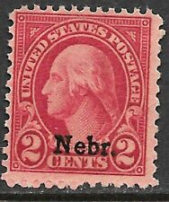 U.S. UNUSED 671      MNH      Nebr. Single as shown       (V2501)