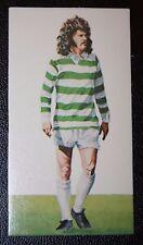 CELTIC     Conn    Vintage  Colour Footballer Card  VGC