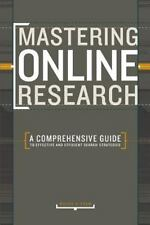 Mastering Online Research: A Comprehensive Guide to Effective and Efficient Sear