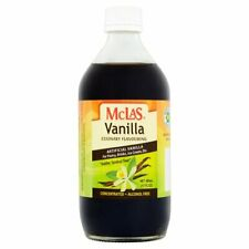 Mclas Vanille Essence 480 ml grand flacon