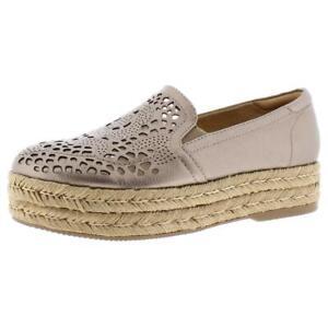 Naturalizer Womens Whitley 2 Bronze Espadrilles Shoes 9 Medium (B,M) BHFO 5623