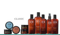 American Crew Classic Shampoo / Conditioner 250ml