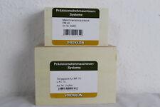 PROXXON Set 24260 Präzisionsmaschinenschraubstock PM 40+24264 Teileapparat