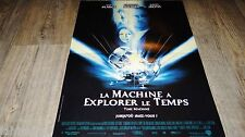 LA MACHINE A EXPLORER LE TEMPS ! affiche cinema