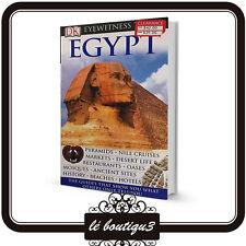 EGYPT BY DK PUBLISHING EYEWITNESS TRAVEL rrp $42.00