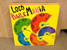 Loco Baile Mania BAILEMANIA vinyl LP RCA Argentina 1990 SEBASTIAN Tru La La