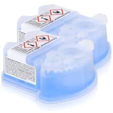 2x Braun Series Ersatzkartuschen mit Reinigungsflüssigkeit ( 170ml )