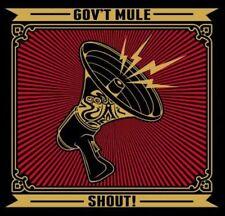 Gov't Mule - Shout [New CD]