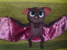 """Hotel Transylvania plush Mavis Bat stuffed animal toy 18"""" wing to wing"""