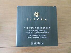 TATCHA Luminous Dewy Skin Cream 50ml Brand New