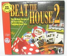 Beat the House 1 / Beat the House 2 Interplay gambling with 7 casino favorites