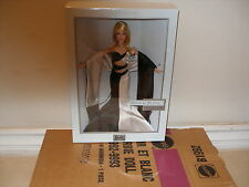 2003 NOIR et BLANK  BARBIE DOLL LIMITED EDITION