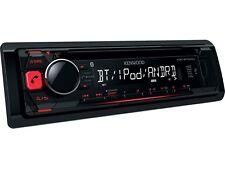 Kenwood Radio Bluetooth 1 DIN USB für Audi A4 B6 Limo Avant Cabrio 8E 8H