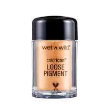 GILDED CROWN WET N WILD COLOR ICON LOOSE PIGMENT ORANGE YELLOW GOLD FIRE DRAGON