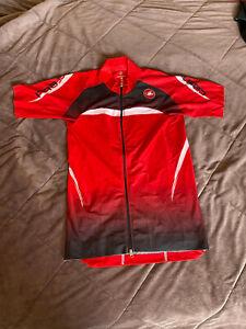 CASTELLI Cycling Jersey BRAND NEW BodyPaint ORIGINAL SHORT SLEEVES SIZE L
