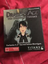 """Dragon Age Sacred Ashes Morrigan 4.5"""" Titans Figure Loot Gaming Crate Exclusive"""