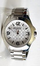 Coach Women's Tristen Stainless Steel Bracelet Watch 14501784 BNWT