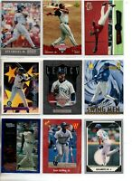 KEN GRIFFEY JR 👀 LOT 👀 18 HALL OF FAME CARDS * MARINERS & REDS