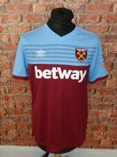 West Ham United 2019/2020 Home Shirt Umbro Large Retro Inspired Football Betway