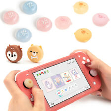 Wholesale Jellyfish Chick Piggy Thumb Grip Cover Cap For Nintendo Switch/Lite 4X