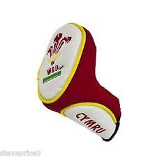 Gales Rugby WRU, Extremo Putter Híbrido Golf FUNDA