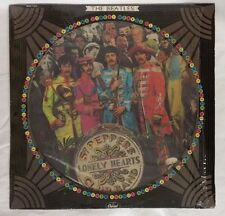 THE BEATLES ~ SGT. PEPPER PICTURE DISC *NM* VINYL RECORD LP CLEAN