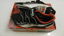 NORTHWAVE Black/White Shoes Carbon Composite Typhoon EVO Size 42 New In Box