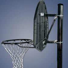 Universal Basketball Backboard Mounting Bracket With Net Spalding