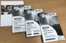 ACCA TX Taxation Study Text, Course Notes, Practice & Revision Kit, 2019 Edition