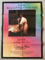 Jane Fonda, Coming home  - Original Filmplakat A1
