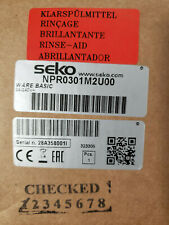 Seko Rinse Aid/Sanitizer Pump - Model PR-1