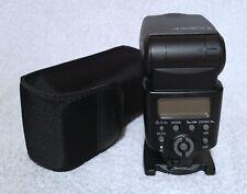 Flash Canon Speedlite 430 EX II (come nuovo)