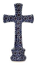 Polish Pottery Cross from Zaklady Ceramiczne 1792-120