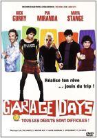 Garage Days *** DVD