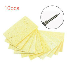 Scouring  Pads Enduring Soldering Iron Electric Welding Yellow Cleaning Sponge