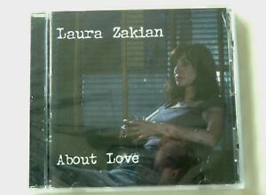 66226 Laura Zakian About Love [NEW & SEALED] CD ()