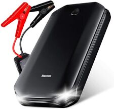 800A 12V Car, SUV, Truck Emergency Jump Starter High Capacity Battery Charger