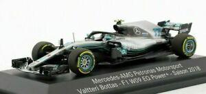 Mercedes AMG Petronas W09 EQ Power 2018 Valtteri Bottas #77 1:43 Minichamps New