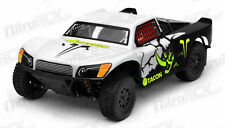 1/14 Tacon Thriller Short Course RC Truck Electric BRUSHED RTR 2.4Ghz WHITE NEW