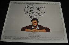 The Man Who Loved Women 22x28 Half 1/2 Sheet Movie Poster - (1983) ITB WH