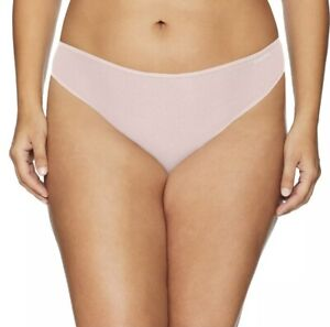 Nwt Calvin Klein Plus Size Form Stretch Bikini QD3708 Size 2X Pink